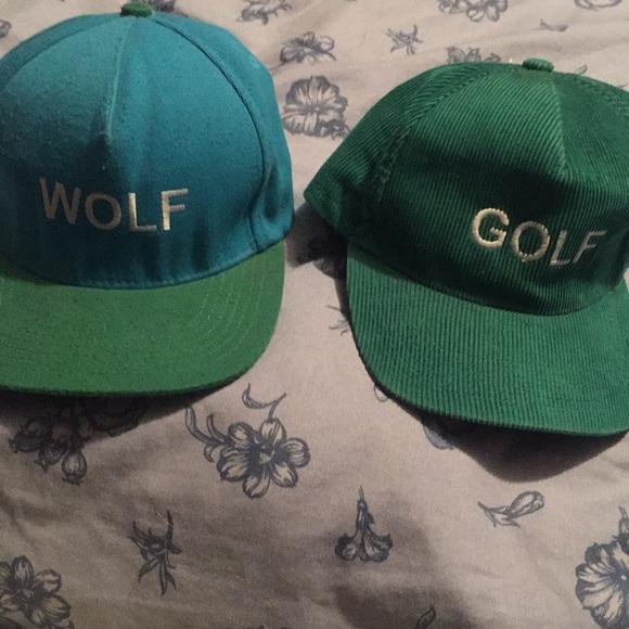 8eaec8167cf2 golf wang Other - Golf wang hats